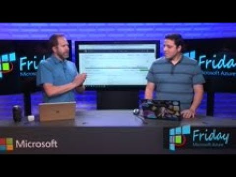 Azure Friday | Using Web App for Containers in a Multi-Tier Application