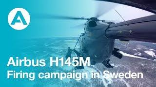 Video H145M firing campaign in Sweden: 70mm Laser Guided Rockets download MP3, 3GP, MP4, WEBM, AVI, FLV Februari 2018