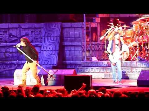 "Iron Maiden - ""Wrathchild"" - Live 07-05-2017 - Oracle Arena - Oakland, CA"