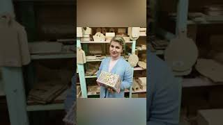 Видео-обзор товаров для творчества фабрики Чип-арт