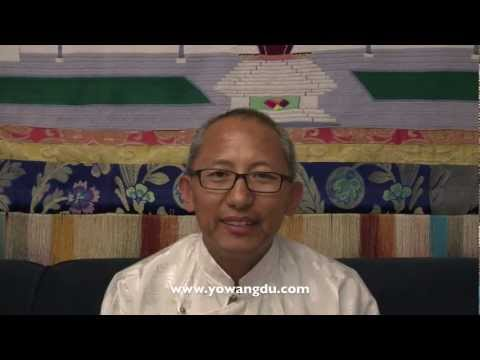 Tibetan Prayer: Long Life Prayer for His Holiness the Dalai Lama