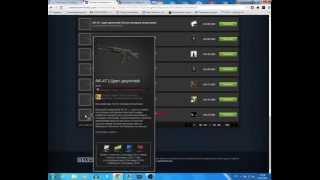 Как находить оружия с именным ярлыком (nametag) на торговой площадке steam CS:GO