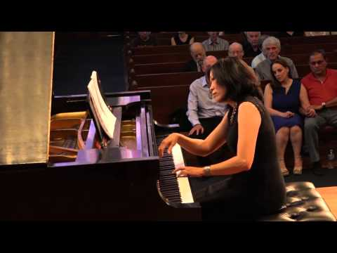 Gwendolyn Mok: Piano Sonata No.2 in A major (Beethoven)