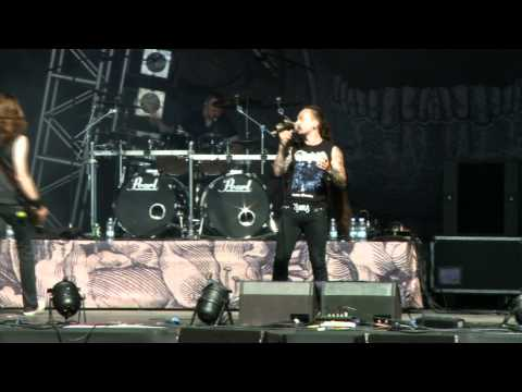 Amorphis - The Sky Is Mine - Bloodstock 2013