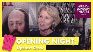 Upstart Crow Opening Night