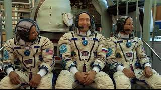 Expedition 53-54 Training and Prelaunch Activities Aug. 28 - Sept. 6
