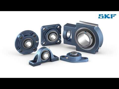 SKF Ball Bearing Units: UC Range
