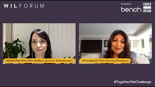 WIL Digital Talks (Ep 1) - Choose to challenge: Knocking down the patriarchy globally.