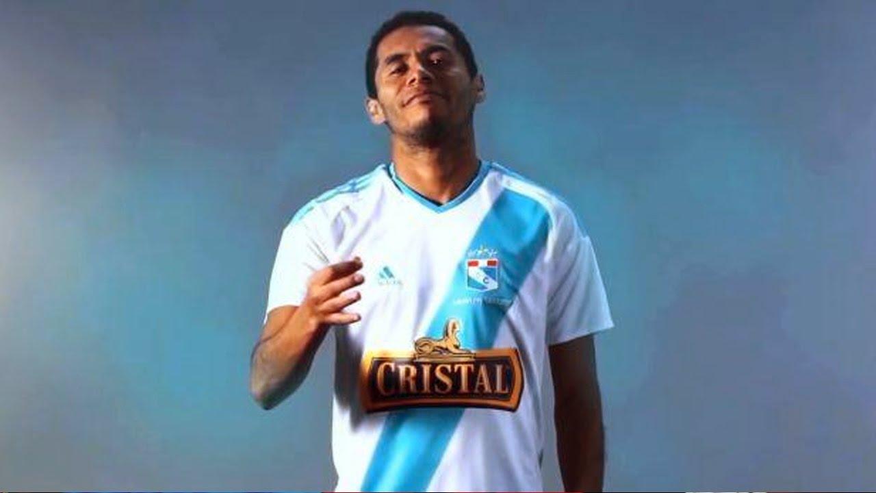 Spot  Camiseta Sporting Cristal 2016 (Away)  4276d21c88903