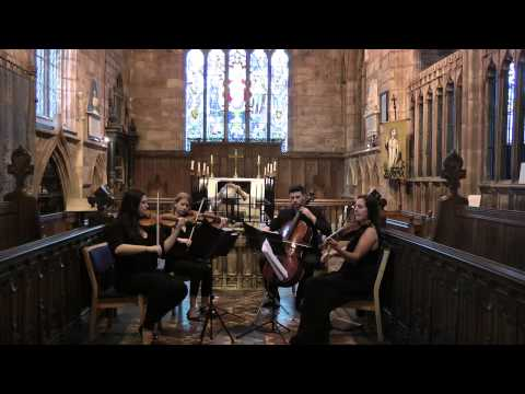 One Day Like This (Elbow) Wedding String Quartet