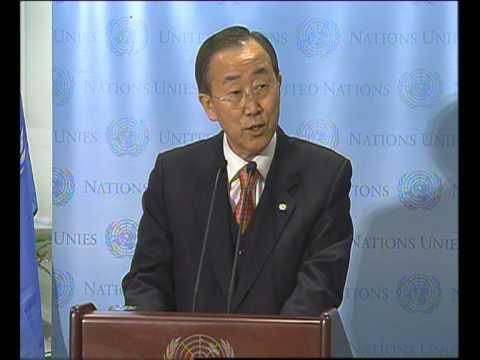 NetworkNewsToday: NEW U.N. RENOVATION: S-G BAN KI-MOON at RIBBON CUTTING CEREMONY  (UNTV)
