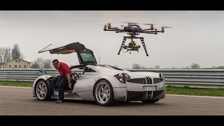Aerial Filming Showreel 2014 Flying Camera Company - Octocopter, Quad