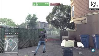 Watch Dogs 2 - Majin and Soul vs Carl and R15