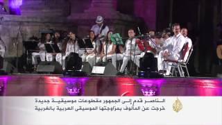 الموسيقار الناصر يقيم حفلا بالمدرج الروماني بعمّان