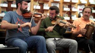 Cajun Music: Savoy Family Band - Creole Stomp