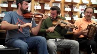 Cajun Music: Savoy Family Band - Creole Stomp