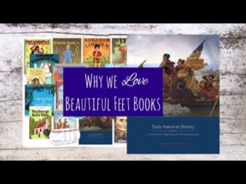Homeschool History Curriculum || Lesson Walk Through||  Beautiful Feet Books
