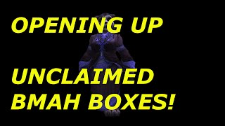WoW: Opening Unclaimed Black Market Containers - WoD Gold Farming Guides
