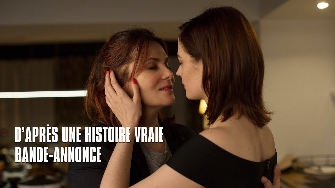 Download D'après une histoire vraie - de Roman Polanski - Bande-Annonce