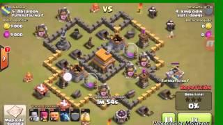 Clash of clans- Viendo ataques #1