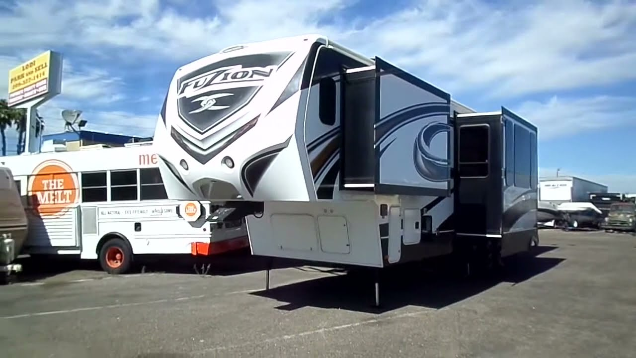 Summer 2020: For Sale by Owner 2014 Keystone Fuzion 331 ...