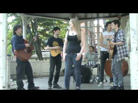 The Barker Band - Heaven's Bell - Bandstand Busking Acoustic Session