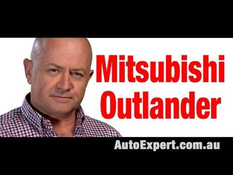2015 Mitsubishi Outlander Review & Road Test   Auto Expert John Cadogan