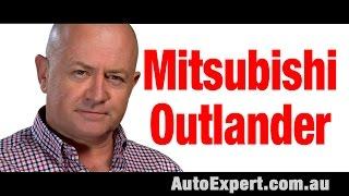 Mitsubishi Outlander Review | Auto Expert John Cadogan | Australia