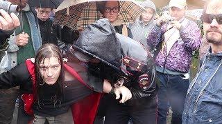 Самые жесткие задержания активистов Навального в Екатеринбурге