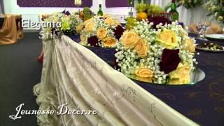 Decor nunta Craiova, Decor Evenimente, Candy bar, Aranjamente florale, www.JeunesseDecor.r ...