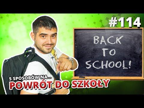 5 sposobw na... POWRT DO SZKOY #2