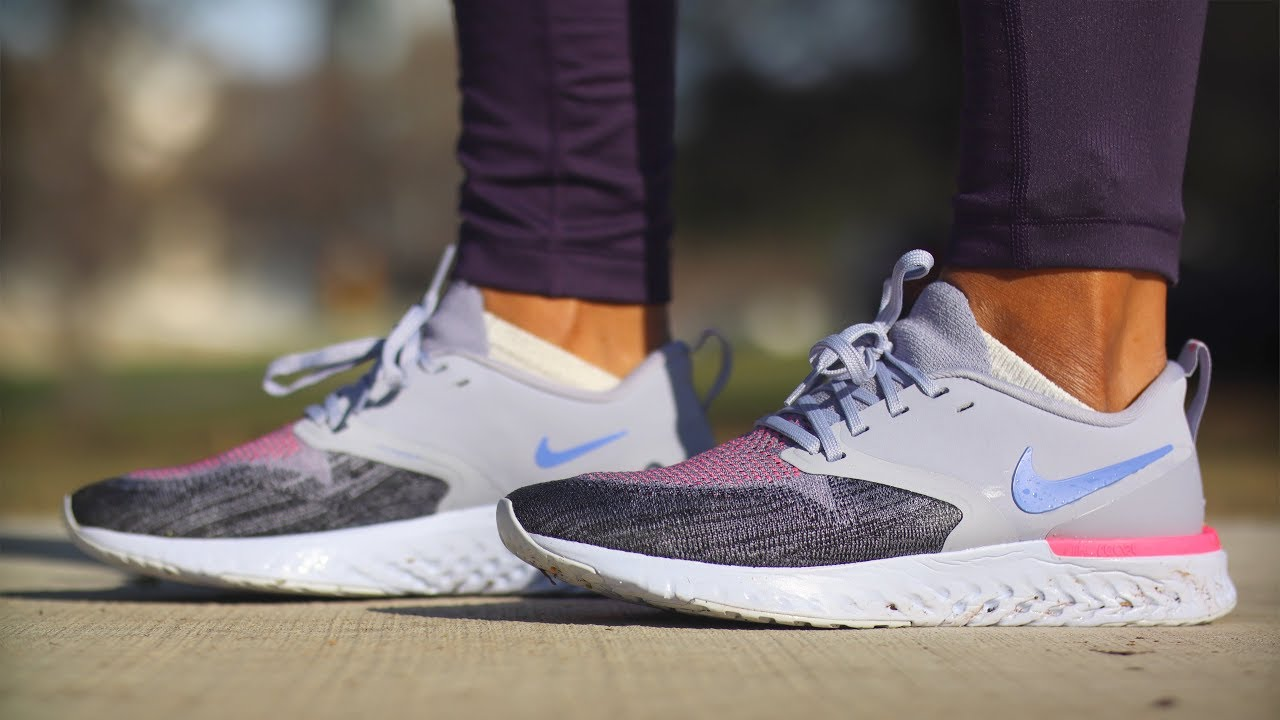 Nike Odyssey React 2 Flyknit Review Not Quite As Epic