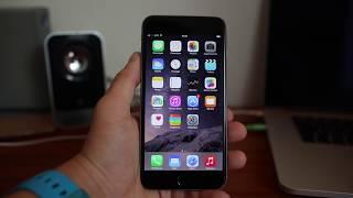 Déballage iPhone 6 Plus Gris Sidéral 64GB HD 1080p