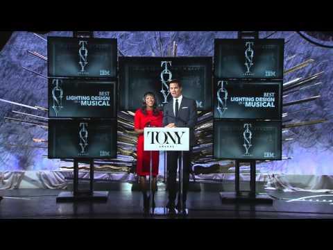 2016 Tony Award Nominations Announcement