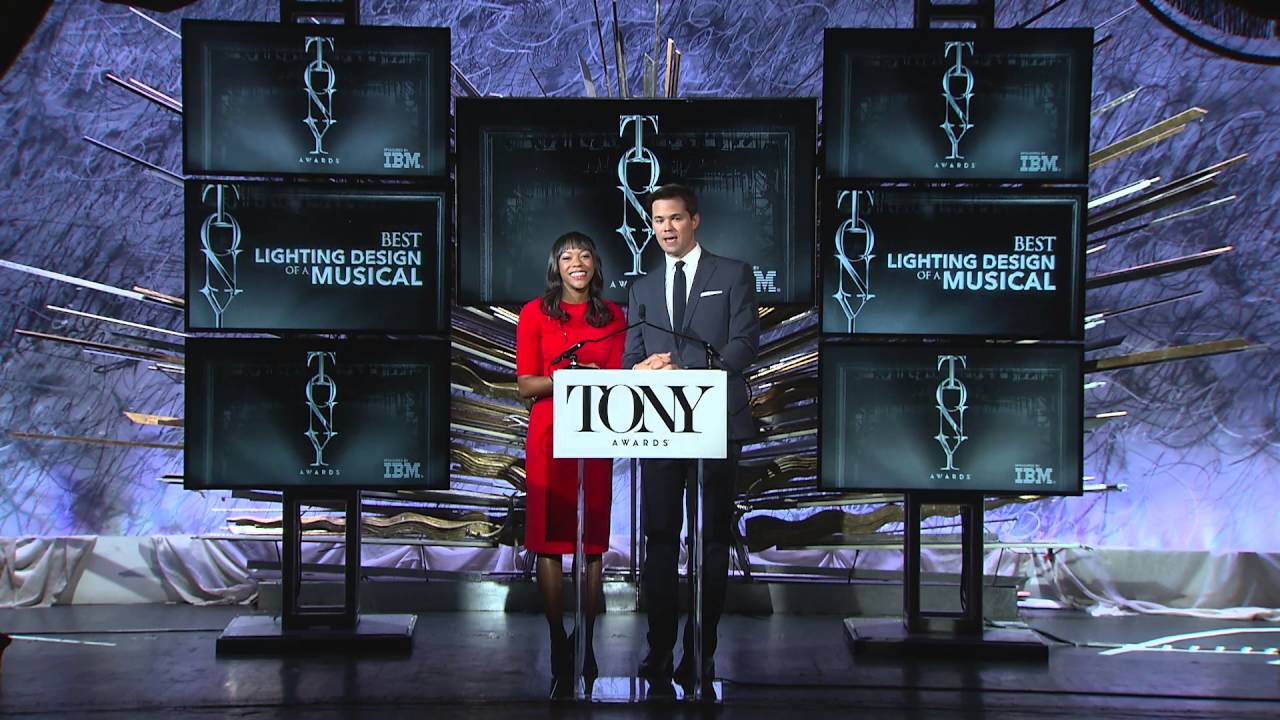 2016 Tony Award Nominations Announcement