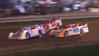 ULMS Super Late Model Feature | Mercer Raceway Park | 4-15-17
