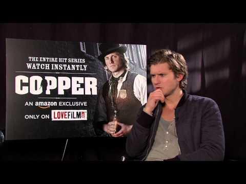 Tom WestonJones talks about the IrishAmerican response to Copper