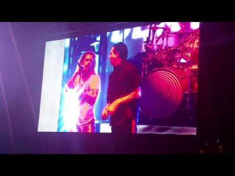 Rob Zombie & Marilyn Manson Helter Skelter Live Cuyahoga Falls Ohio Twins of Evil Tour 7/17/2018