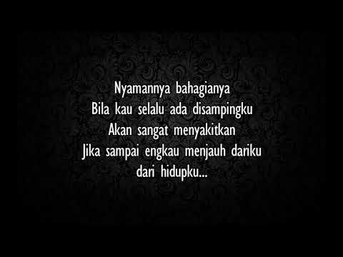 D'Masiv - Nyaman (lirik)