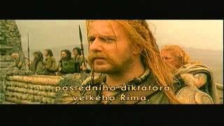 Julius Caesar (2002) - Trailer CZ