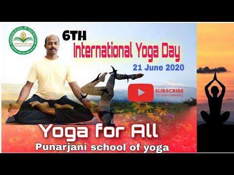 International Yoga Day at Doha 2020