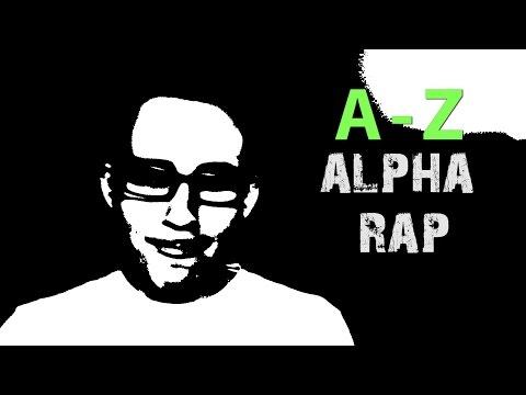 Unkle Adams - Alphabetical Rap (A-Z) HOW DID I DO?