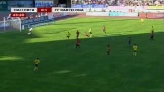 RCD Mallorca - FC Barcelona 2-1 All Goals & Highlights [High Quality]