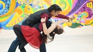 Anshul Shrikant Bollywood Fusion Salsa Dance at Zevenseas