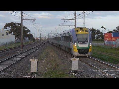 V/Line traffic through Hoppers Crossing : Australian Railways