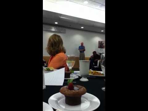Bill Walton's Motivational Speech July 2011