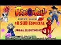 Especial de 1k subs DBZ TTT MODS New AGE AF + MENÚ FULL ISO DOWNLOAD [BETA 2]
