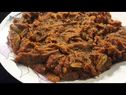Ashpazi - Halva with soybeans Flour - آشپزی - حلوا سویا