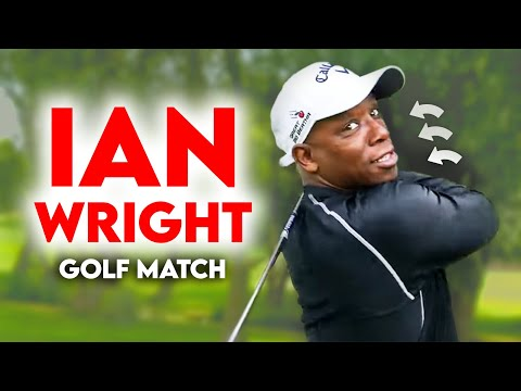 Me vs Ian Wright Course Vlog! The Belfry Brabazon Course