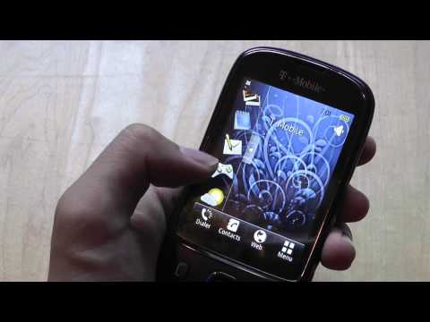 T-Mobile Tap Video Review (Huawei Tap, Prepaid):